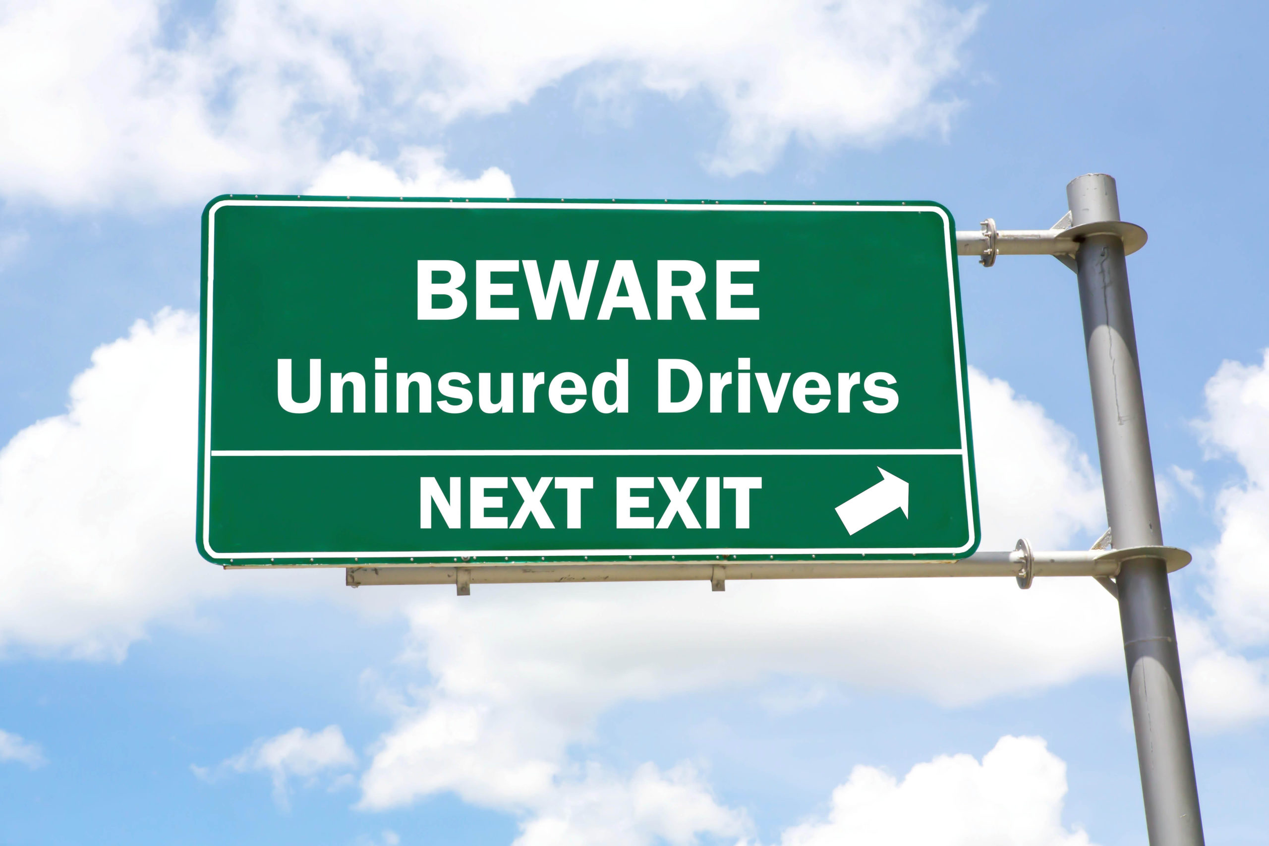 Uninsured Motorist Crashes Might Increase in 2020