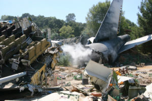 Fatal Aircraft Crash in Texas