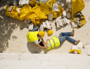 Causes of Head Injuries on Construction Sites