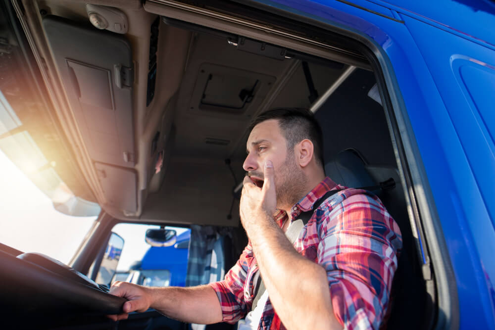Causes of Truck Driver Fatigue