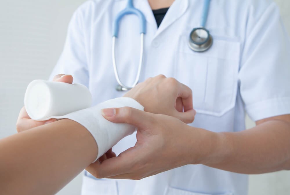 Medical Treatment for Accidental Soft Tissue Injuries